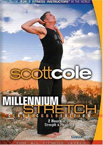 DVD : Scott Cole - Millennium Stretch (Colorized, Reissue)
