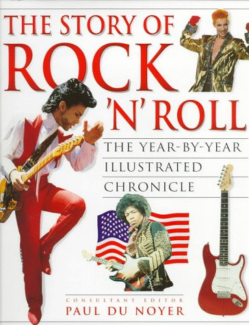 Story Rock N Roll Year by Year Illustrated Chronical 1 PDF