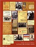 Archives des années noires : artistes, écrivains et éditeurs
