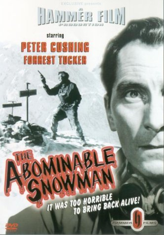 Abominable Snowman [DVD] [1957]