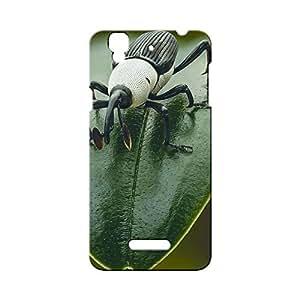 G-STAR Designer Printed Back case cover for Micromax Yu Yureka - G7025
