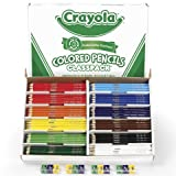 Game / Play Crayola 240ct Colored Pencils Classpack 12 Colors. Stick, Art, Drawing, Lead, Erasable,