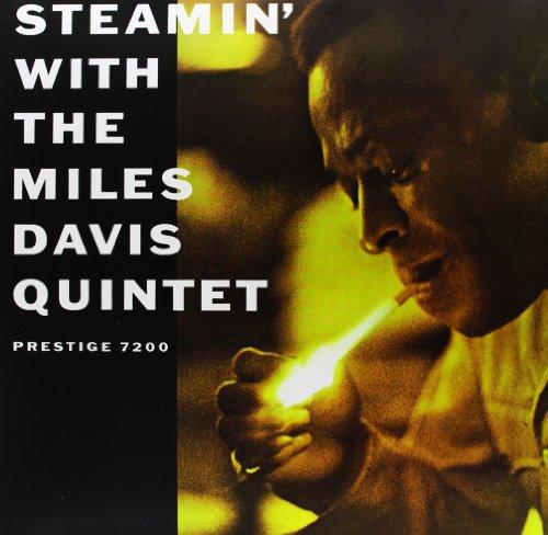 Vinilo : Miles Davis - Steamin: With the Miles Davis Quintet (LP Vinyl)