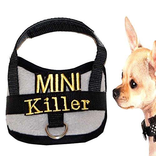 Gr XXS  M Chihuahua Hunde Geschirr Brustgeschirr  ~ Geschirr Xxs