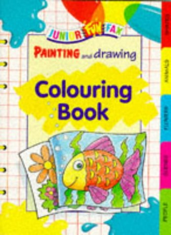 Painting and Drawing: Colouring Book (Junior Funfax)