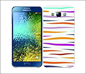 Galaxy Printed 2432 Multicoloured Animal Tiger Hard Cover for Samsung GRAND Prime