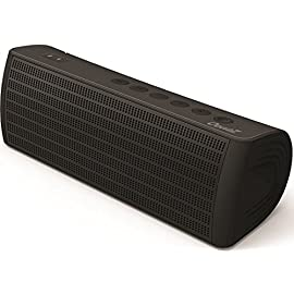 The OontZ XL Cambridge SoundWorks Most Powerful Portable, Wireless, Bluetooth Speaker. (Matte Black)