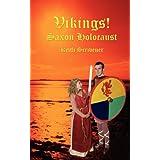 Vikings! Saxon Holocaustby Keith Scrivener