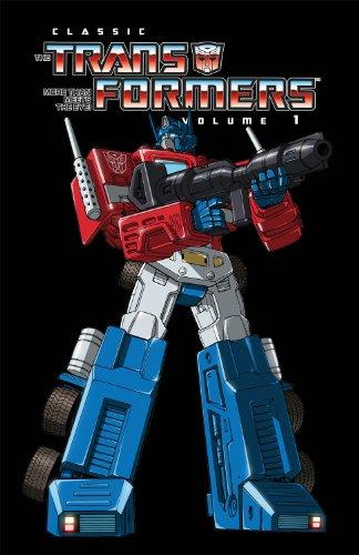 : Transformers Classics Volume 1 TP