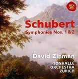 Schubert: Symphonies No. 1 & 2