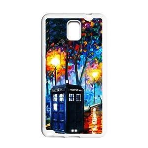 VERSA Doctor Who Samsung Galaxy Note 3 N900 Hard Case, Protector cover for Samsung Galaxy Note 3