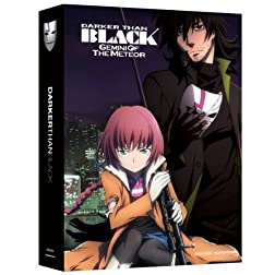 Darker Than Black:  Season 2 with OVAs  (Limited EditionBlu-ray/DVD Combo)