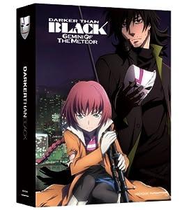 Darker Than Black:  Season 2 with OVAs  (Limited EditionBlu-ray/DVD Combo)