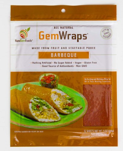 Gemwraps® Barbecue Sandwich Wrap