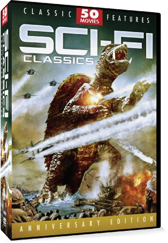 Buy Sci Fi Movies Now!
