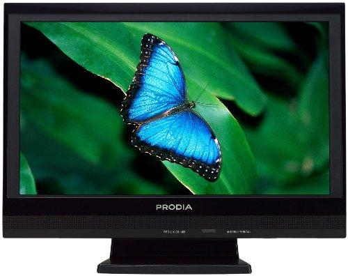 PIXELA PRODIA 16V型地上デジタルハイビジョン液晶テレビ(黒) PRD-LA103-16B