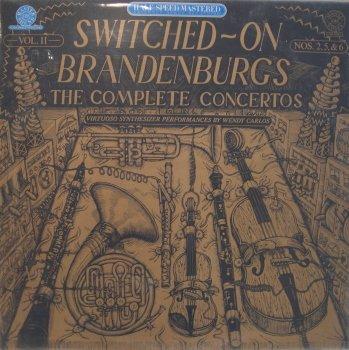 Wendy Carlos - Switched-On Brandenburgs Vol. II - Zortam Music