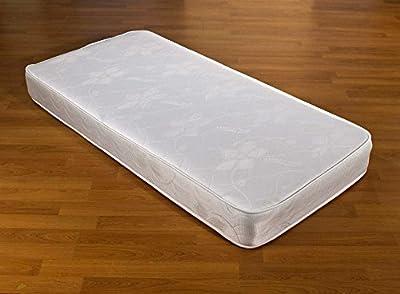 "3ft"" single cabin bed or bunk bed mattress Deep Reflex Foam, 4"" Mattress Medium Firm Fast Delivery FB004"