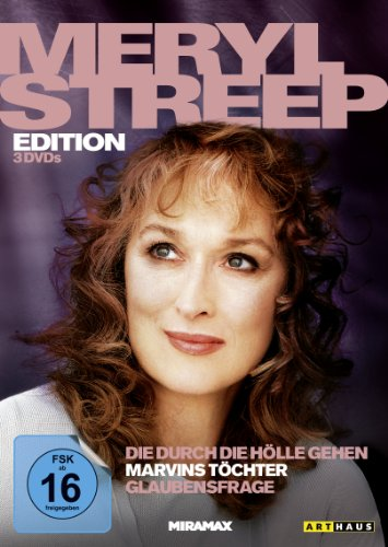 Meryl Streep Edition [3 DVDs]