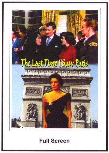 the last time i saw paris movie tv listings and schedule