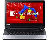 東芝 ノートパソコン dynabook N514/25L(Microsoft Office Home and Business 2013搭載)(タッチパネル) PN51425LNXS