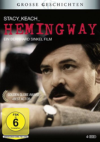 Grosse Geschichten - Hemingway (4 DVDs)