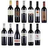 赤ワインセット パーティ用12本セット 金賞 フランスワイン イタリアワイン スペインワイン チリワイン 750mlx12本