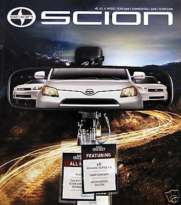 2008-scion-magazine-summer-fall-issue