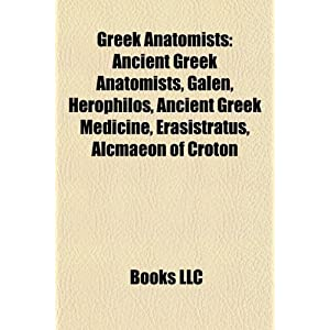 Greek Anatomists | RM.