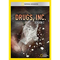 Drugs, Inc. Season 2 (2 Discs)