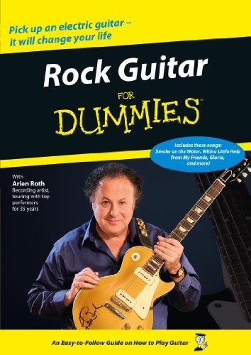 Rock Guitar for Dummies [DVD]