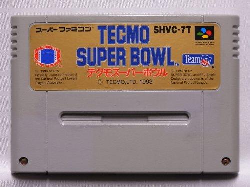 Tecmo Super Bowl (japan Import) Nintendo Super Nes Picture