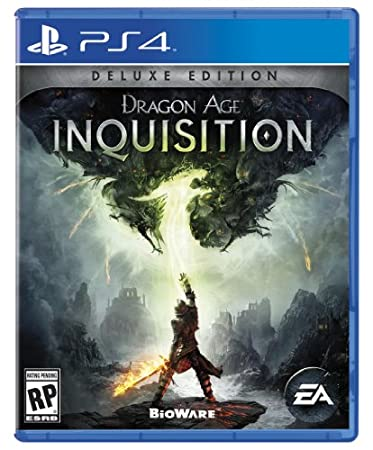 Dragon Age Inquisition - PlayStation 4 Deluxe Edition