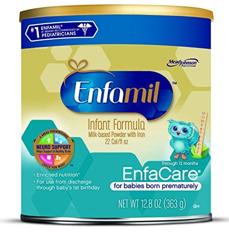 Enfamil Enfacare Infant Formula Powder For Babies Born