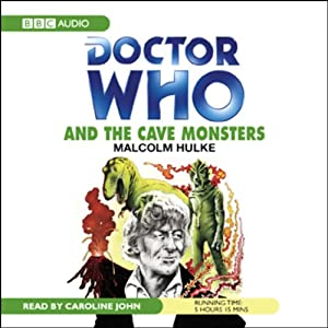 Doctor Who and the Cave Monsters Audiobook