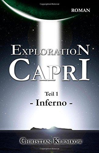 Buchseite und Rezensionen zu 'Exploration Capri: Inferno' von Christian Klemkow