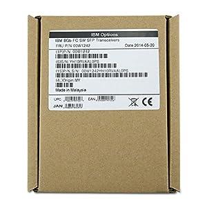 IBM 8GB FC Software SFP 2 XCVR Pair (00W1242)