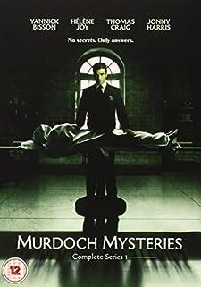 刑事マードックの捜査ファイル シーズン1