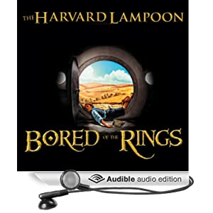 Bored of the Rings [Audible 64] - The Harvard Lampoon