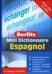Mini dictionnaire Espagnol : Fran�ais...