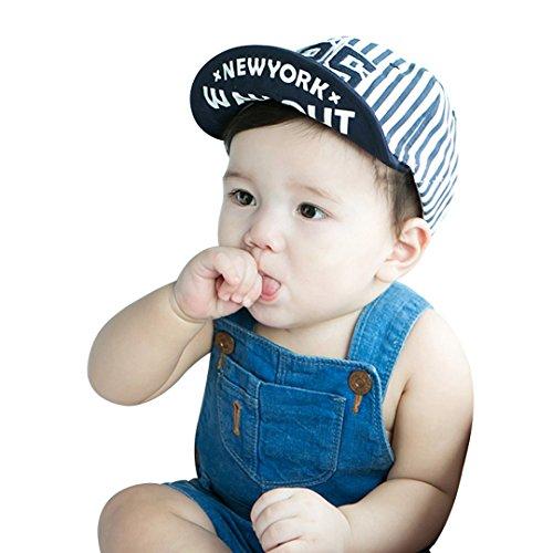 Baby Baseball Beanie Cap Hat