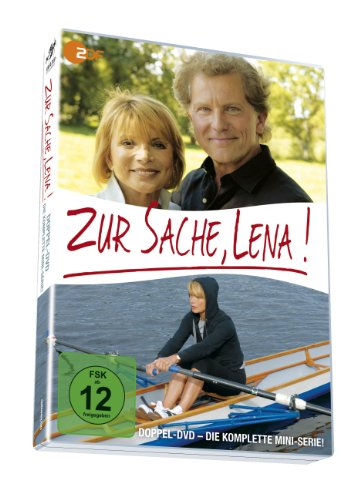 Zur Sache Lena! - Die komplette Miniserie [2 DVDs]