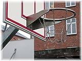 R&T STAINLESS - Juguete de baloncesto