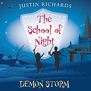 The School of Night: Demon Storm Audiobook
