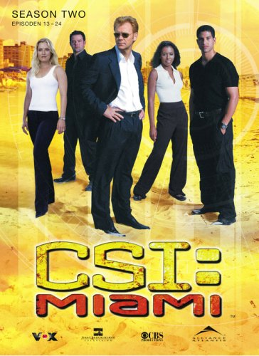 CSI: Miami - Season 2.2 (3 DVDs)