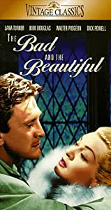 The Bad and the Beautiful [VHS]
