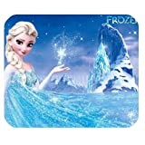 Frozen Disney 3D Cartoon Customized Rectangle Mousepad