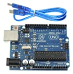 [Sintron] UNO R3 ATMEGA328P + USB Cab...