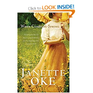 """When Comes the Spring"" by Janette Oke :Book Review"