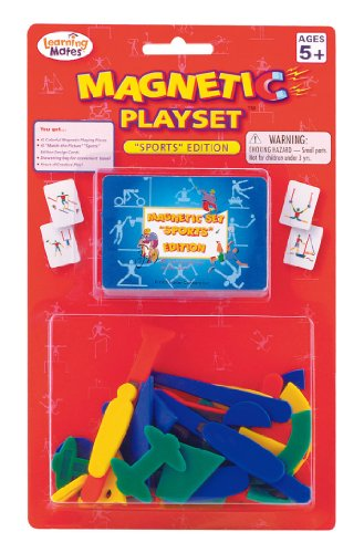 Popular Playthings Magnetic Playset - Sport - 1